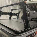 Uptop Overland Truss Retrax Bed Rack Toyota Tacoma 2005 2020 Truck Brigade