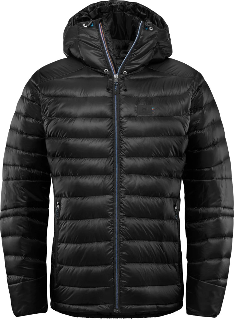 Elevenate Agile Jacket - Effortless Style and Warm 750 Down Puffy 1