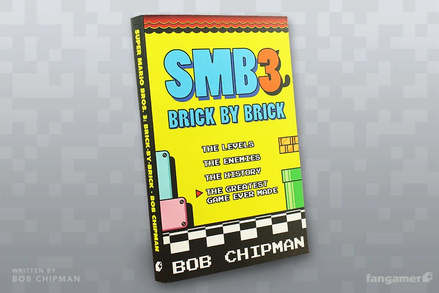 Capa do livro Super Mario Bros 3: Brick by Brick - Bob Chipman