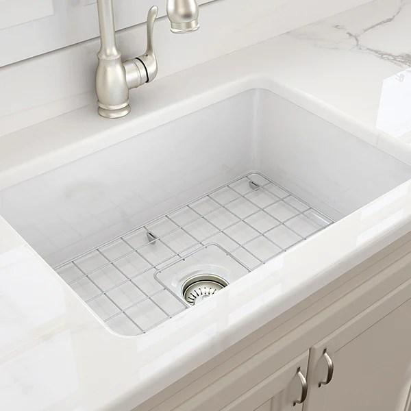 turner hastings cuisine 68 x 48 inset undermount fine fireclay sink