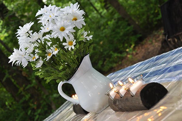 decorate your picnic table