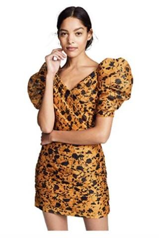 C/Meo Collective Women's Love Hate Mini Dress
