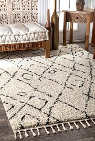 moroccan rug boho decor