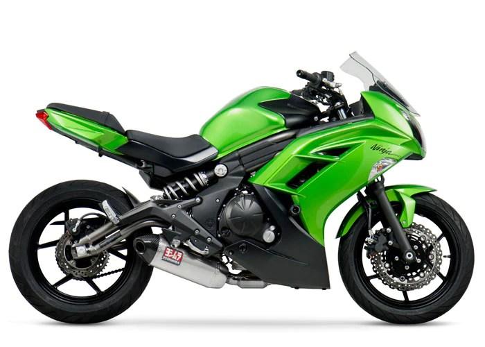 ninja 650 12 16 race rs 4s stainless full exhaust w stainless muffler