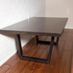 Solid Maple Coffee Table Loewen Design Studios