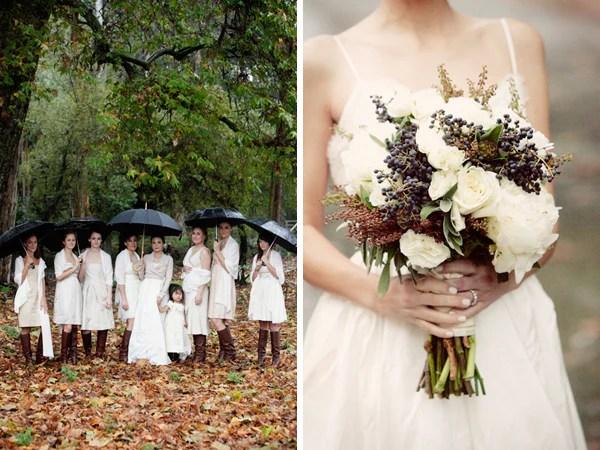 Ideas For A Elegant Country Wedding