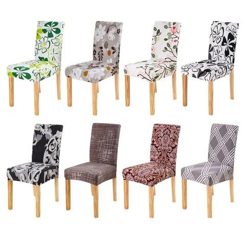 housse de chaise extensible style moderne