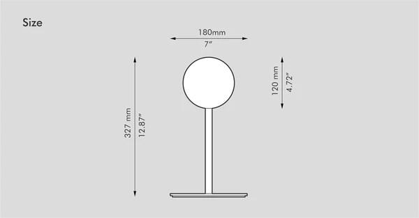 Size-Helmet-Stand