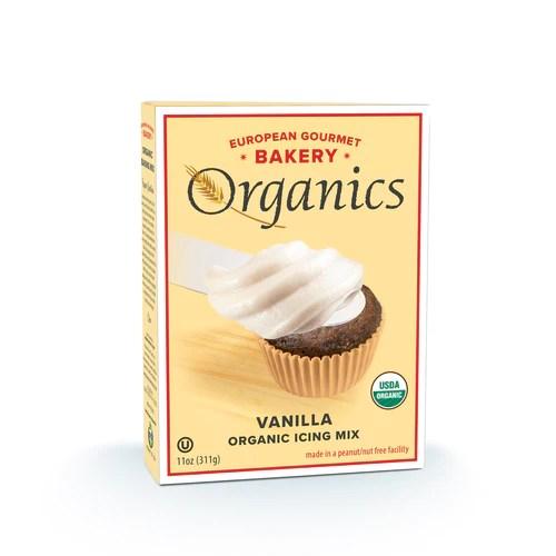 Organic Baking Mixes All Natural Baking Mixes European