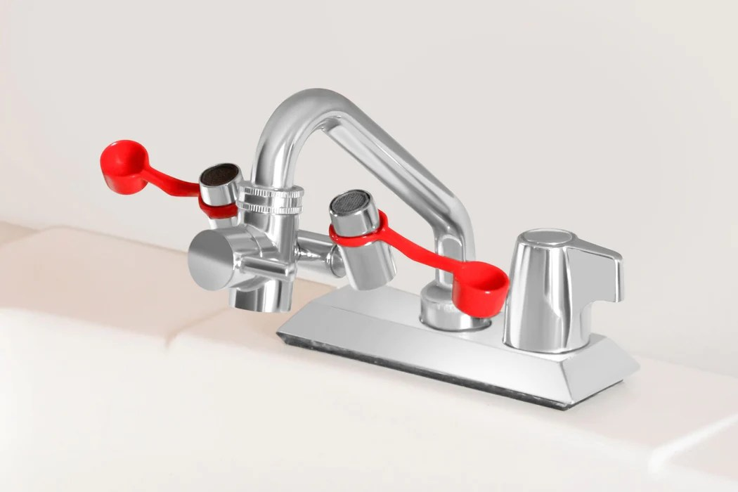 faucet mounted eyewash station emergency eye wash unit for sink attachment