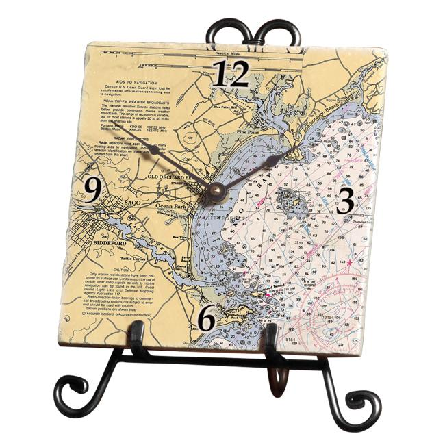 greenwich ct marble desk clock screencraftgifts