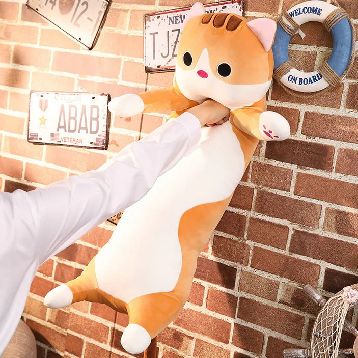 cat pillow plush toy lovely gifts for