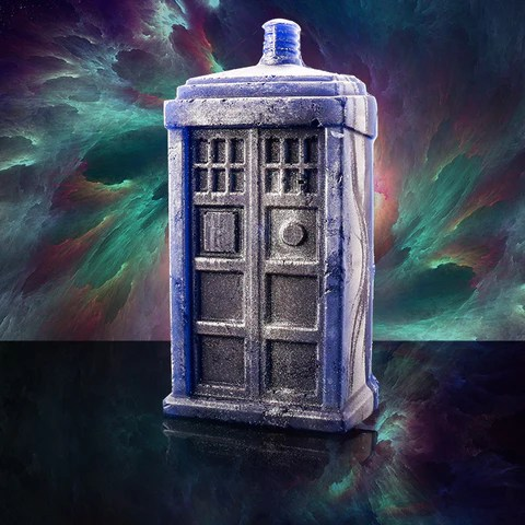 THE LAST OF THE TIMELORDS Bar Soap