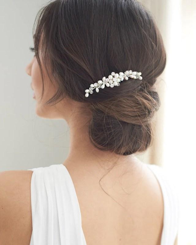 bridal side combs - shop wedding headpieces | usabride