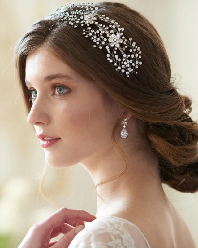 wedding headbands - shop bridal headpieces | usabride