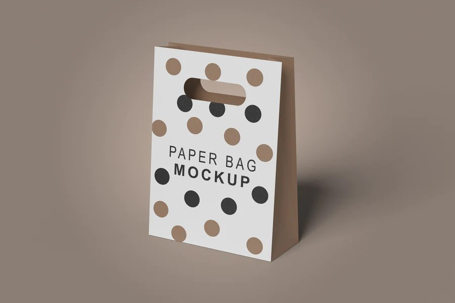 The best free psd packaging mockups we've found from the amazing sources. Free Bag Mockups Free Psd Mockup Templates Mockup Hunt