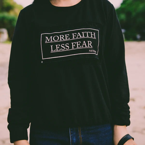 faith, simple functional grace-filled living, simple functional grace-filled news, katina horton, blogger, whole faith, blogger, author, podcaster, writer, fear, trust