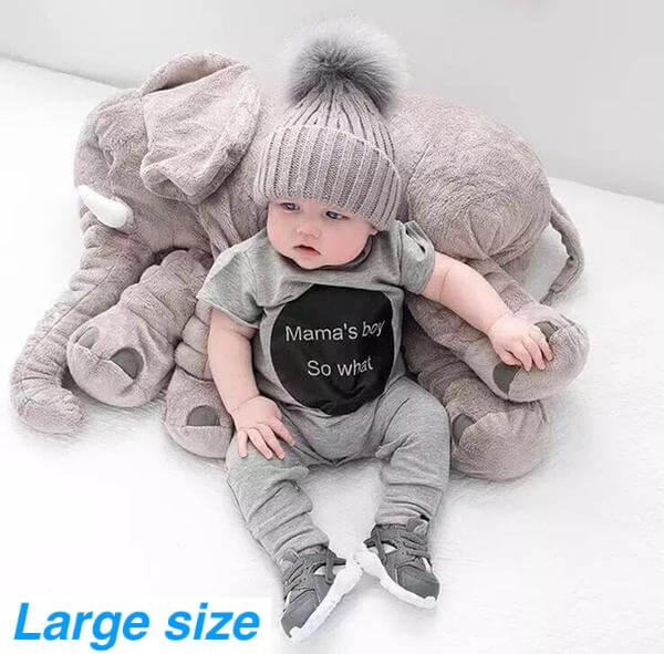 happykid comfy elephant pillow hazila
