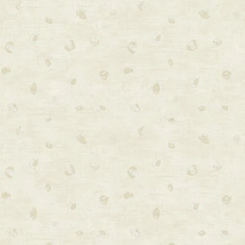Seabrook Hubble Dots Metallic Gold And Ivory Wallpaper ...