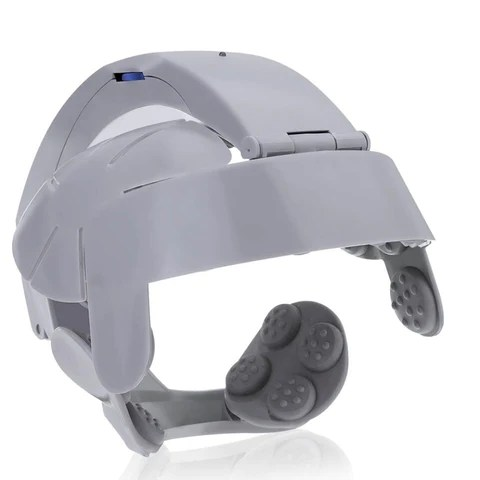 looking for an electric scalp massaging brush