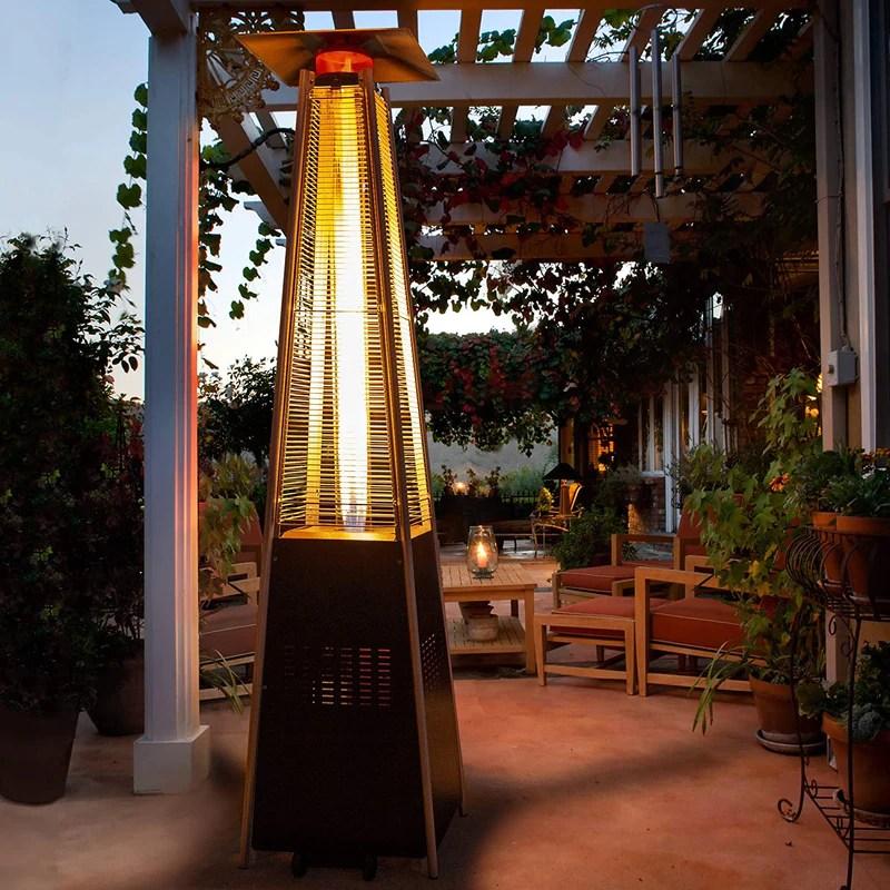 lumix outdoor propane patio heater
