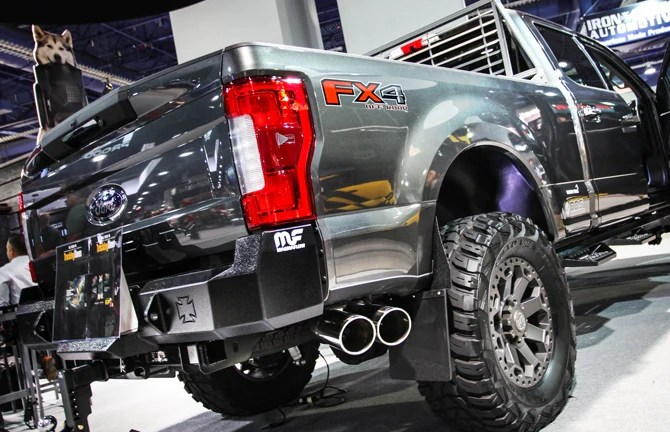 magnaflow 4 pro series dual tip filter back exhaust system