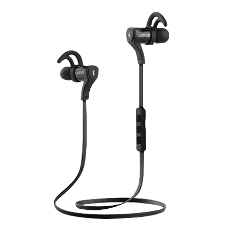 1ffa5adbce2 EDIFIER W288BT Bluetooth 4.0 Earphone is a waterproof earbud to give you  perfect connection experience on-the-go. Wire-control makes it super-easy  to use ...