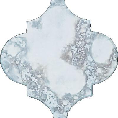 mtow0012 modern antique mirror arabesque glass mosaic tile