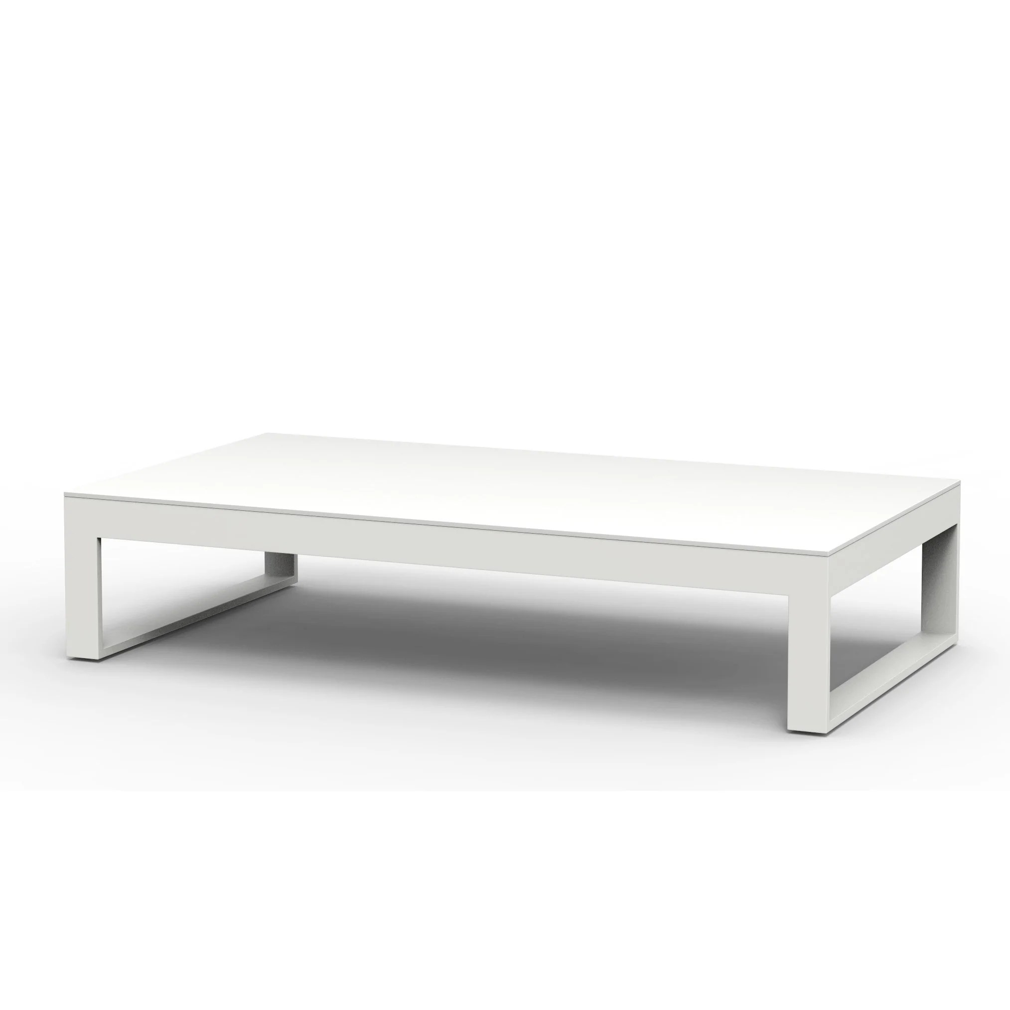 amber coffee table frosted glass top