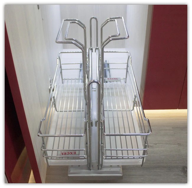 excel sink hand removable pull out basket