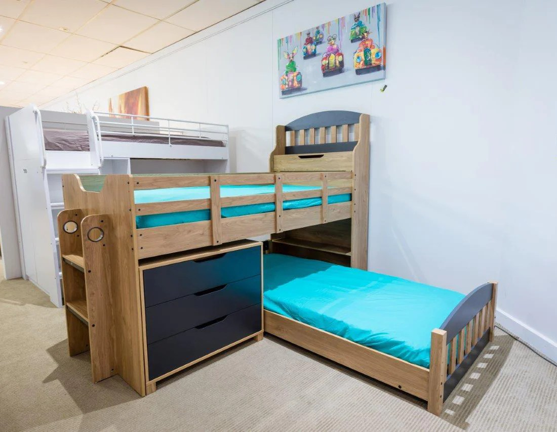 Graham Bunk Bed By Sofon