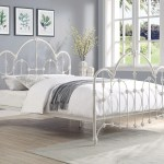 Normandy Cast Iron Bed By Bradshaw
