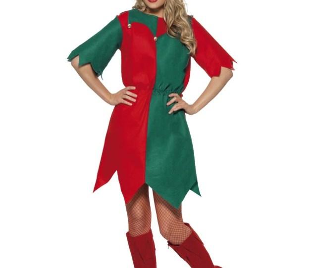 Elf Costume With Dress