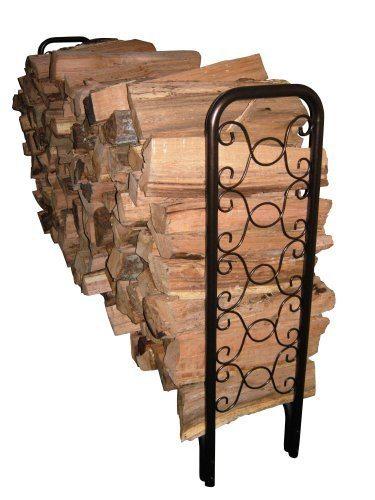 landmann heavy duty firewood racks