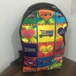 Truck Art With Truck Collage Backpack Dexpel Com Custom Print Shop