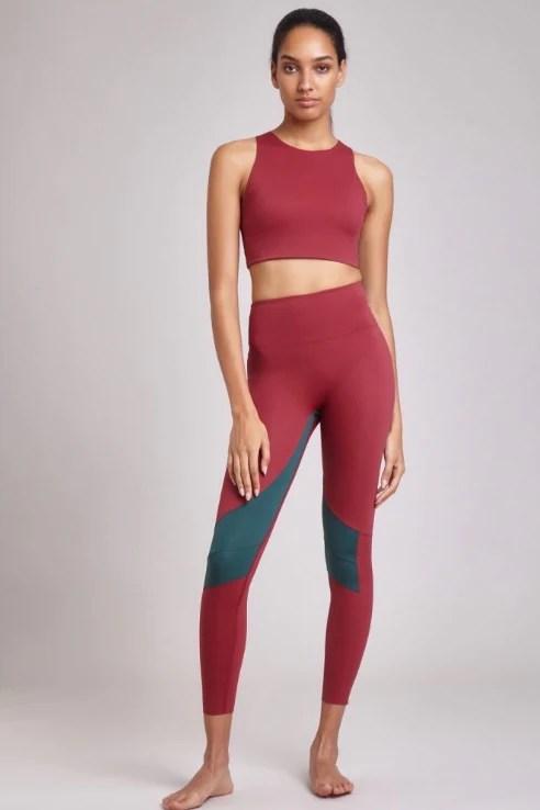 Ethical gym eco leggings