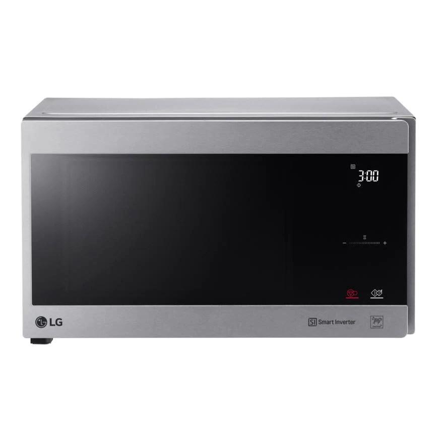 lg ms4296oss 42l inverter microwave s steel