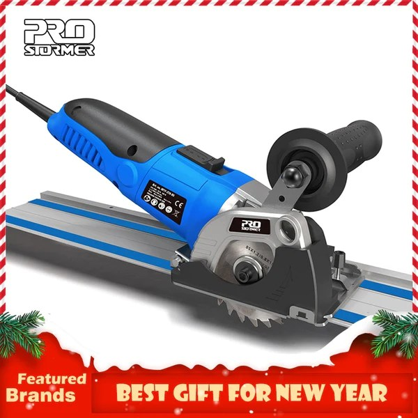 prostormer 230v mini circular saw for