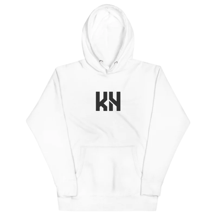 Kyle Hamilton Signature Hoodie (White)