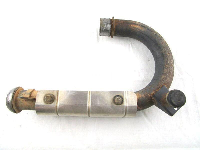 exhaust pipe polaris utv rzr 800