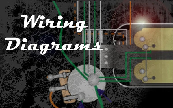 wiring diagrams – lace music products