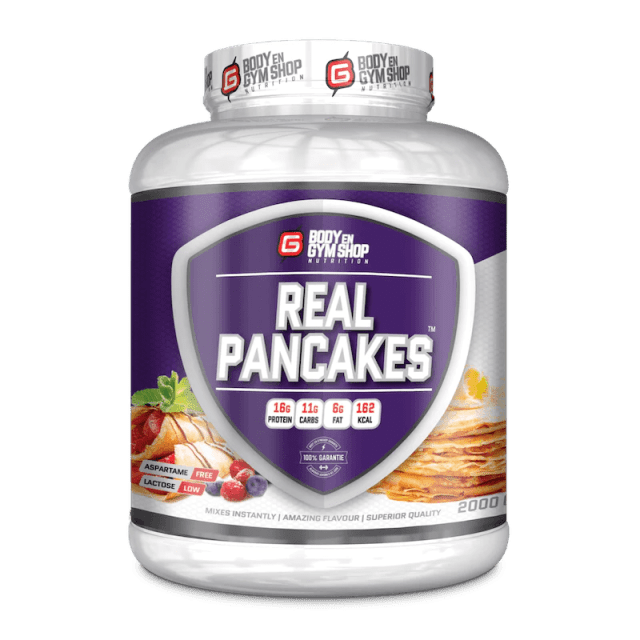 Body & Gym Shop - Real Pancakes