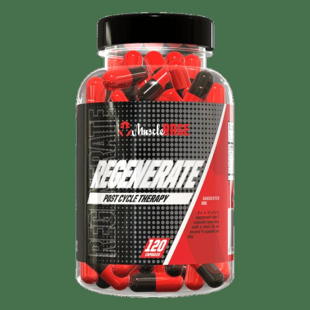 Muscle Rage - Regenerate