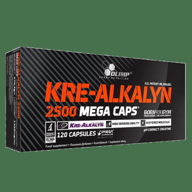 Olimp - Kre-Alkalyn 2500 Mega Caps