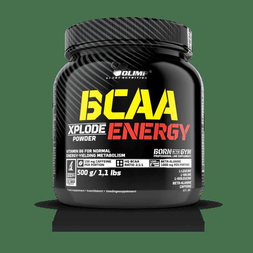 Olimp - BCAA + Energy
