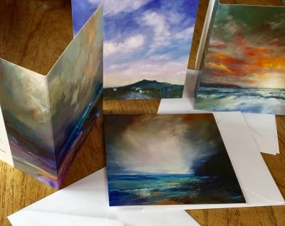 PACK OF 6 GREETING CARDS