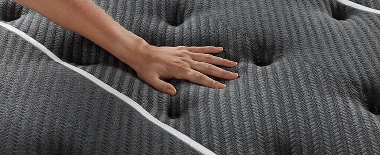 beautyrest black c class plush pillow top mattress
