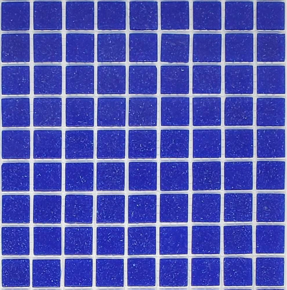 brio glass mosaic tile cobalt