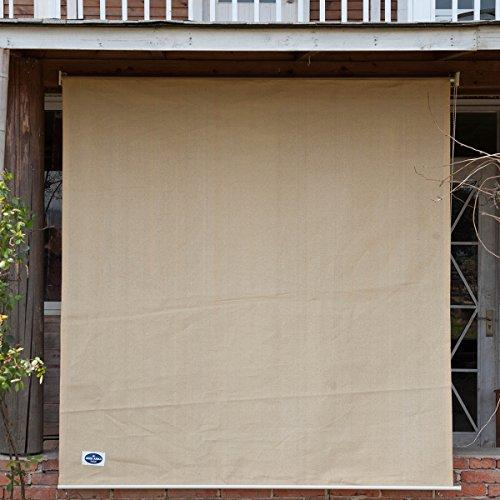 cool area 6ft x 6ft outdoor roller sun shade blinds exterior privacy you buy i ship