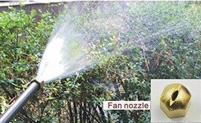 High Pressure Power Washer Fan Nozzle